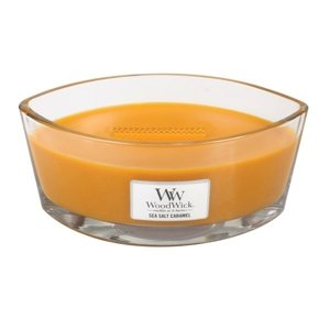 WoodWick Świeca Heartwick Sea Salt Caramel