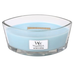 WoodWick Świeca Heartwick Sea Salt&Cotton