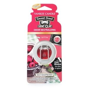Yankee Candle CAR Vent Clip Zapach do samochodu Red Raspberry