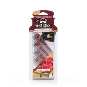 Yankee Candle CAR Vent Stick do samochodu Black Cherry