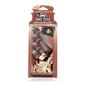 Yankee Candle CAR Vent Stick do samochodu Leather