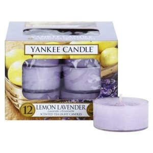 Yankee Candle TEALIGHT Lemon Lavender