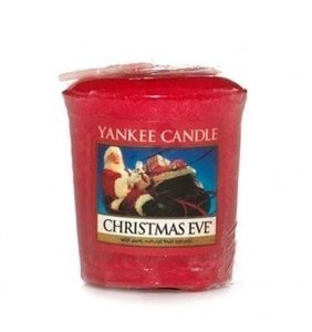 Yankee Candle świeca SAMPLER Christmas Eve