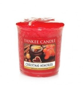 Yankee Candle świeca SAMPLER Christmas Memories