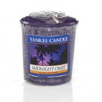 Yankee Candle świeca SAMPLER Midnight Oasis