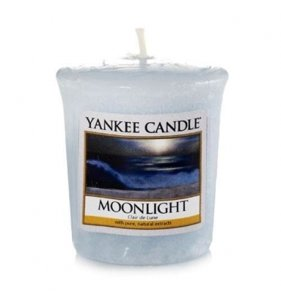 Yankee Candle świeca SAMPLER Moonlight