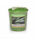 Yankee Candle świeca SAMPLER Under Palms