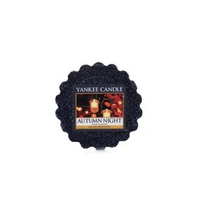 Yankee Candle świeca WOSK TARTA Autumn Night