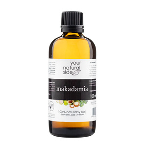 Your Natural Side Olej Nierafinowany MAKADAMIA 100ml w sprayu