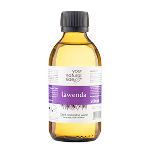 Your Natural Side Woda kwiatowa LAWENDOWA 200 ml