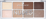 ESSENCE Paleta 8 cieni All About Nudes