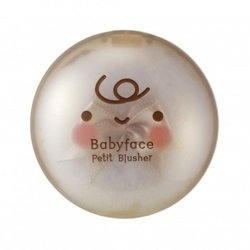 IT'S SKIN Babyface Petit Blusher Róż do policzków Romantic Rose 4g