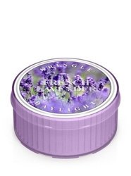 Kringle Candle Coloured Daylight Świeczka zapachowa French Lavender