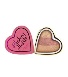 Makeup Revolution I Heart róż Peachy Keen Heart