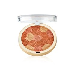 Milani ILLUMINATING FACE POWDER Puder rozświetlający 02 Hermosa Rose