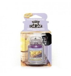 Yankee Candle Car Jar Ultimate Zapach do samochodu Lemon Lavender