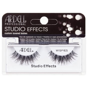 Ardell pełne rzęsy Studio Effects Wispies Black