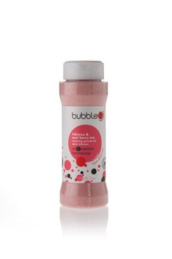 Bubble T Cosmetics  Powdered Bath Spice Infusion in Hibiscus & Acai Berry Tea  Puder do kąpieli