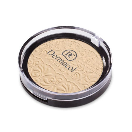 Dermacol Lace Relif Puder w kompakcie 03