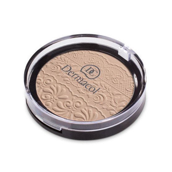 Dermacol Lace Relif Puder w kompakcie 04
