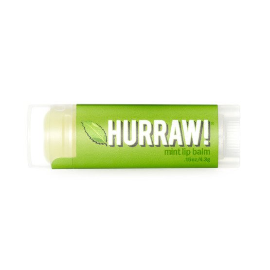 Hurraw! Balsam do ust Mint