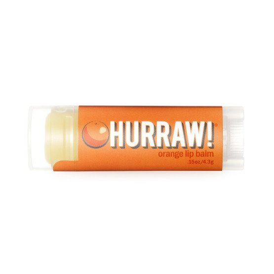 Hurraw! Balsam do ust Orange
