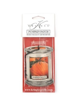 Kringle Candle Air Freshener Zapach do samochodu Pumpkin Patch