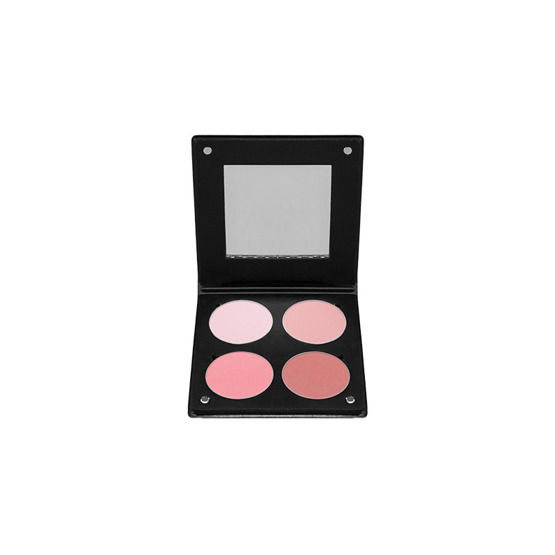 Make-up Atelier Paris Paleta 4 róży 3D Rose 14g