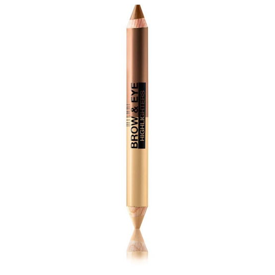 Milani BROW & EYE HIGHLIGHTERS Wielofunkcyjna kredka do brwi i powiek 03 Vanilla/Natural Taupe