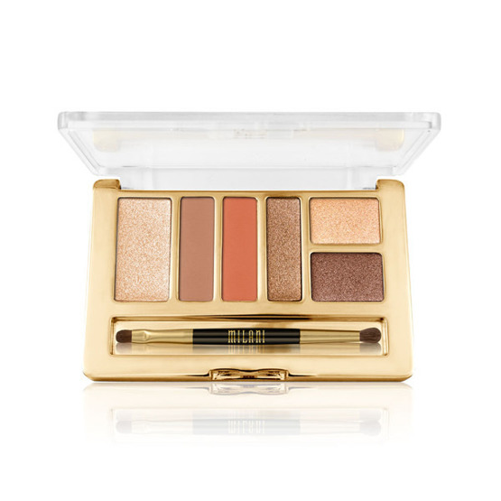 Milani EVERYDAY EYES POWDER EYESHADOW COLLECTION Paleta 6 cieni 05 Earthy elements