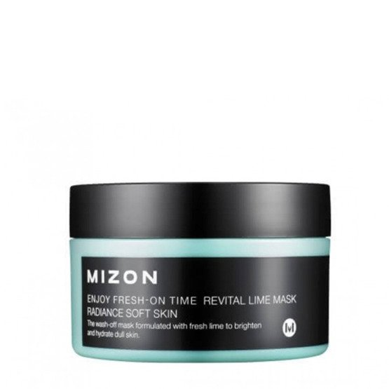 Mizon Enjoy Fresh-On Time Revital Maska Limonkowa 100 ml