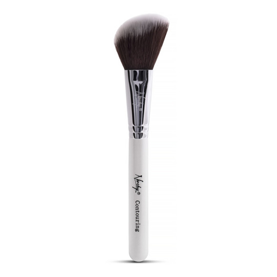 Nanshy Contouring Brush White Pędzel do konturowania