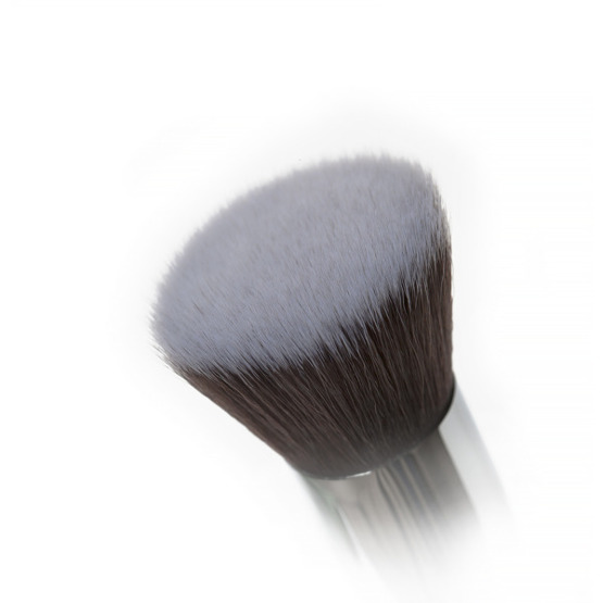 Nanshy Flat Top Brush - Flawless Foundation White F01 Pędzel do podkładu