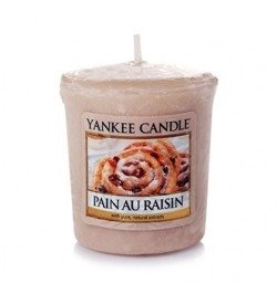 Yankee Candle świeca SAMPLER Pain Au Raisin