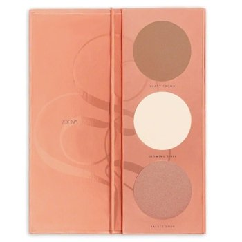 ZOEVA ROSE GOLDEN Blush Palette Paletka do konturowania