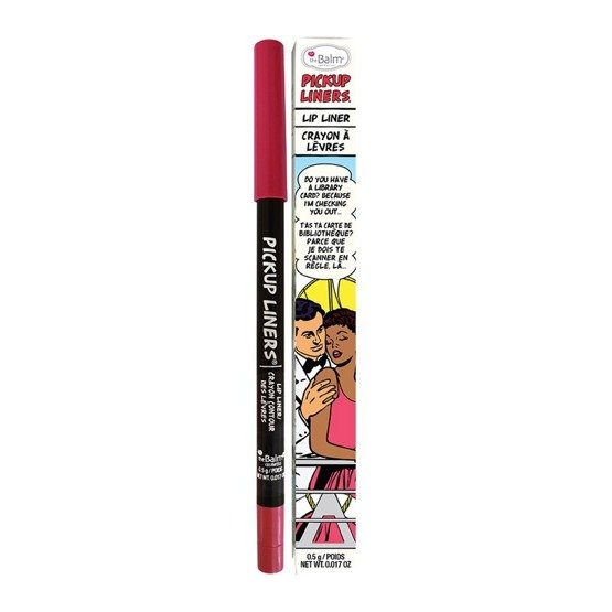 theBalm Pick Up Liner Konturówka do ust CHECKING YOU OUT